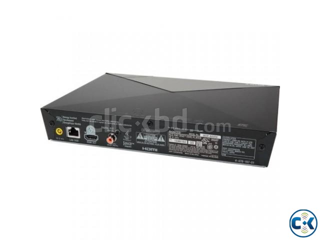 Sony BDPS5200 3D Smart Blu-ray Player with Super Wi-Fi | ClickBD large image 2