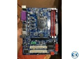 Intel H55 Motherboard - 1 Year WR .