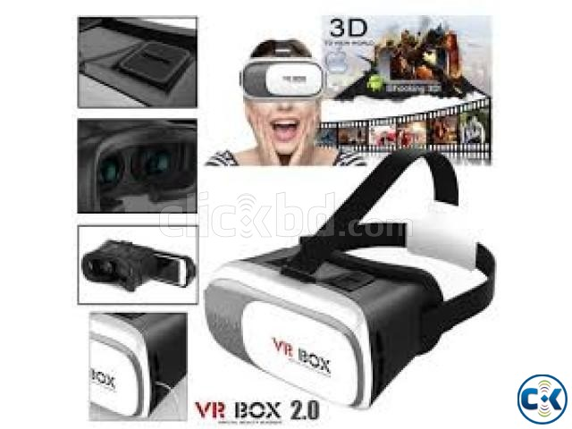 VR Box V2.0 And VR Remote Control | ClickBD large image 0