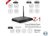 ZEN Box Z1 KODI 17.0 Amlogic S905X 4K 64Bit Quad Core Androi