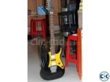 Electric Guitar Spread Music