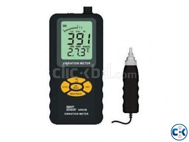 AR63B Portable Digital Vibration Measurement Instrument Vibr | ClickBD large image 2