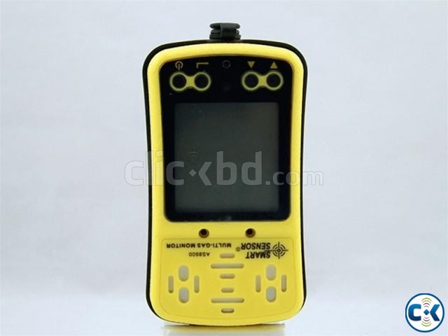 4 IN 1 Gas Detector AS8900 | ClickBD large image 0