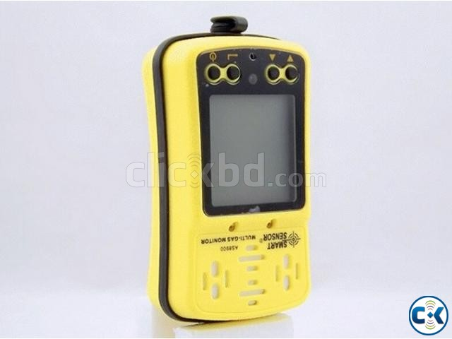 4 IN 1 Gas Detector AS8900 | ClickBD large image 1