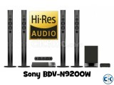 Home Theatre Black Sony N-9200