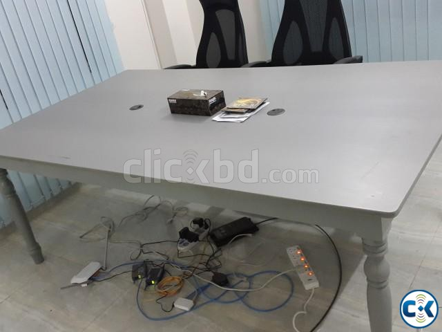Conference Table Custom Build ClickBD - Build a conference table