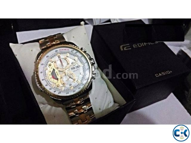 casio edifice watch-3 | ClickBD large image 0