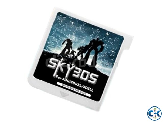 Sky3ds flashcart | ClickBD large image 0