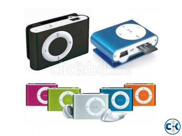 iPod Shuffle MP3 Player. | ClickBD large image 0