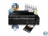 Epson L805 6 Color Wireless Ink Refill Photo Printer - See m