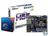 Intel Core i5-750 ASRock H55 Extreme3