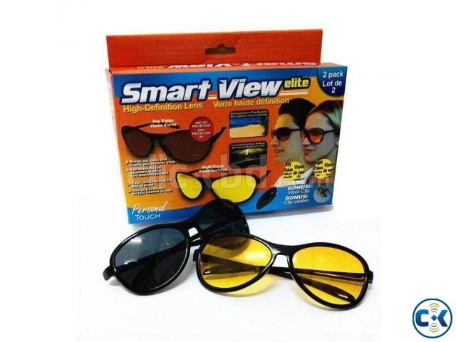 Smart View Elite High Definition Sunglasses | ClickBD large image 0