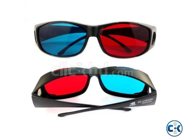 Hi-Performing 3D Vision Glasses for Non 3D Screen | ClickBD large image 0