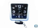 HD Hidden Wall Clock Camera with Remote Control intact Box