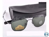 American Optical Diamond Black Sunglass SW4004