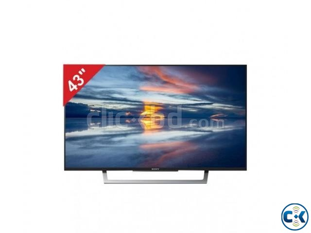 Sony Bravia W750D Wi-Fi 43 Smart Full HD LED Television | ClickBD large image 0