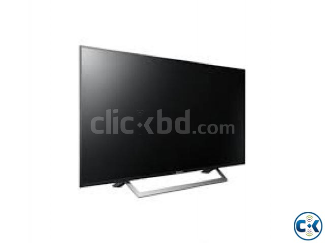 Sony Bravia W750D Wi-Fi 43 Smart Full HD LED Television | ClickBD large image 1