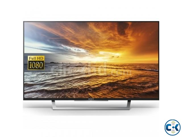 Sony Bravia W750D Wi-Fi 43 Smart Full HD LED Television | ClickBD large image 2