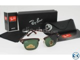 Ray Ban Gents Spotted Brown 3016 Sunglass Replica SW4075