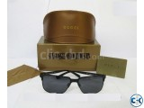 Gucci Gents Black Sunglass SW4012