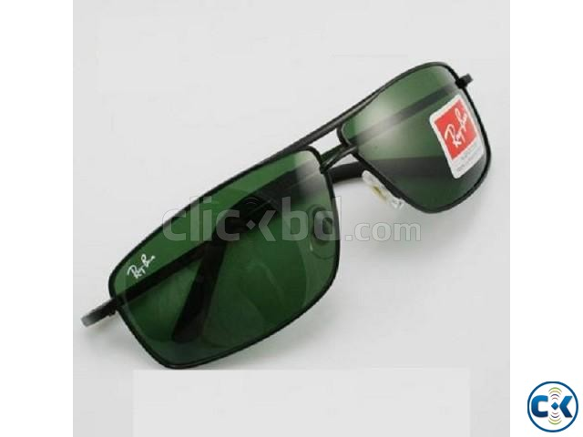 Ray Ban Gents Black 9102 Sunglass Replica SW4064 | ClickBD large image 0