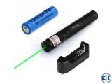 Green laser pointer-