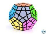 Megaminx Magic Speed Cube Black