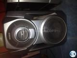 Soni Woofer Hi-Fi sound
