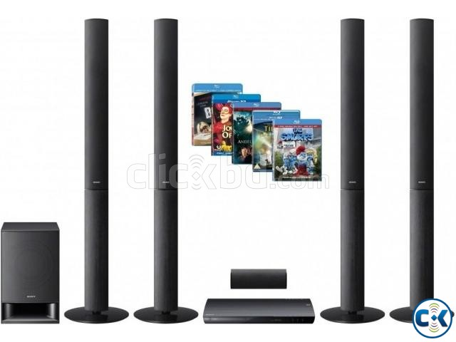 SONY HOME THEATHER BLURAY 3D PLAYER 1000 WATT NEW JAPAN | ClickBD large image 0