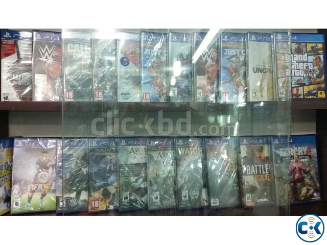 PS4 all brand new games best price in bd | ClickBD large image 3