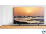 43 inch SONY BRAVIA W750D SMART TV