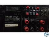 YAMAHA NATURAL SOUND STEREO 5.1 AV RECEVER