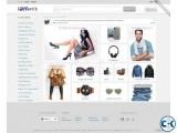ONLINE E-SHOP BUSINESS WEBSITE DESIGN