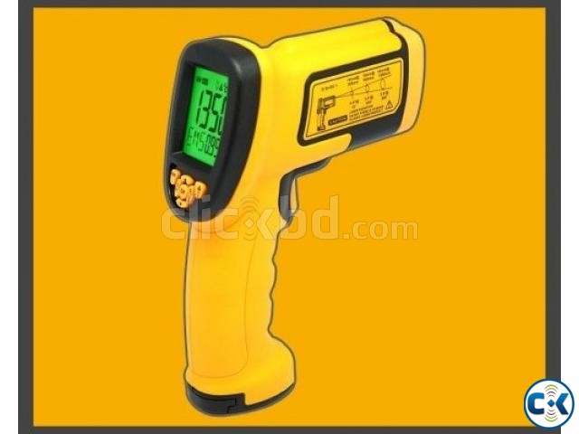 AS872 Infrared Thermometer | ClickBD large image 0