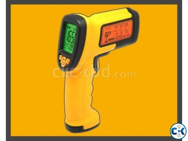 AS862A Infrared Thermometer | ClickBD large image 0