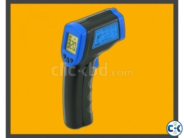 AS320 Infrared Thermometer | ClickBD large image 0