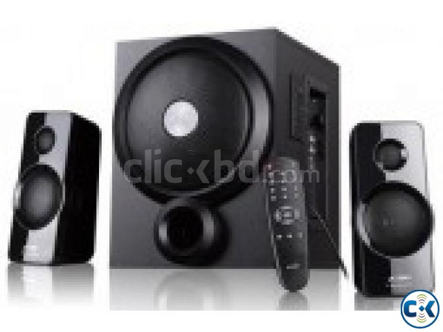 F D A350U 2 1 46W RMS Multimedia Speaker System | ClickBD large image 0