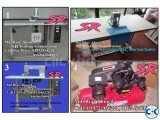 Bag Punching Machine Complete Package