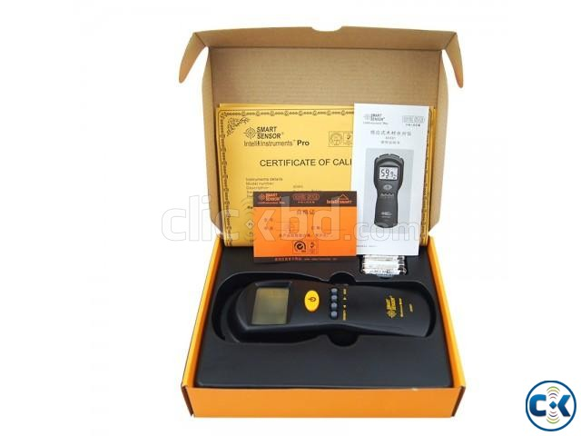 AS981 Digital Moisture Meter Measure Contented Moisture | ClickBD large image 1