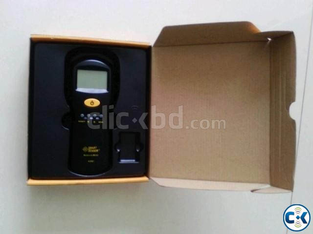 AS981 Digital Moisture Meter Measure Contented Moisture | ClickBD large image 2
