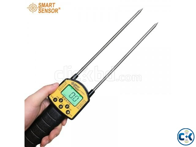 Grain Moisture Meter AR991 low Price in bangladesh | ClickBD large image 2