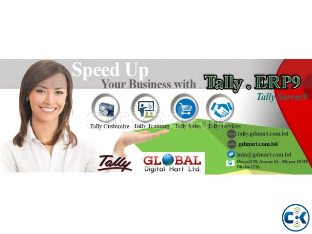 Tally Software in Bangladesh | ClickBD large image 0