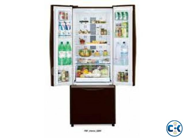 HITACHI Multi-Door Smart Fridge R-W720FPMSX | ClickBD large image 1