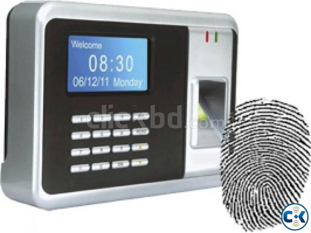 Fingerprint access control and employee identification | ClickBD large image 1