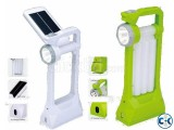 Solar Electric duel Chargeable Folding Table Lamp Torch