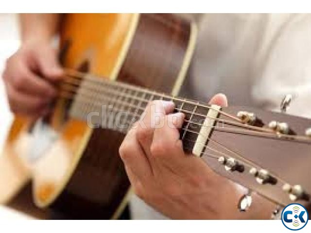 Learn guitar at home | ClickBD large image 0