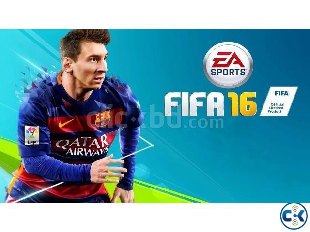FIFA 16 original from origin.com  | ClickBD large image 0