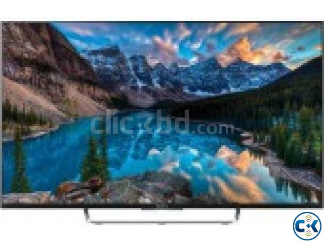 Sony Bravia W800C 50 Full HD 3D Internet LED Android TV | ClickBD large image 0