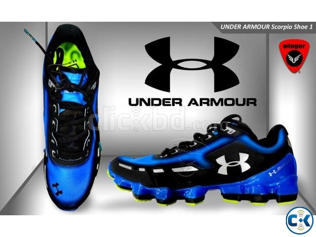 Under Armour Scorpio Shoe 1 | ClickBD large image 0