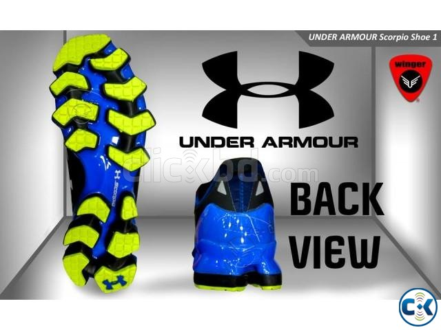 Under Armour Scorpio Shoe 1 | ClickBD large image 1